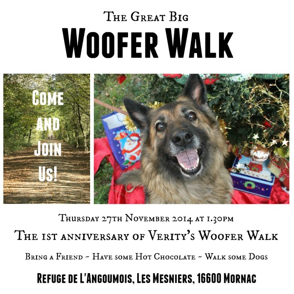 anniversary woofer walk